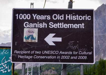 Historic Ganish Settlement