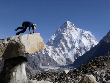 K2 Base Camp Tour