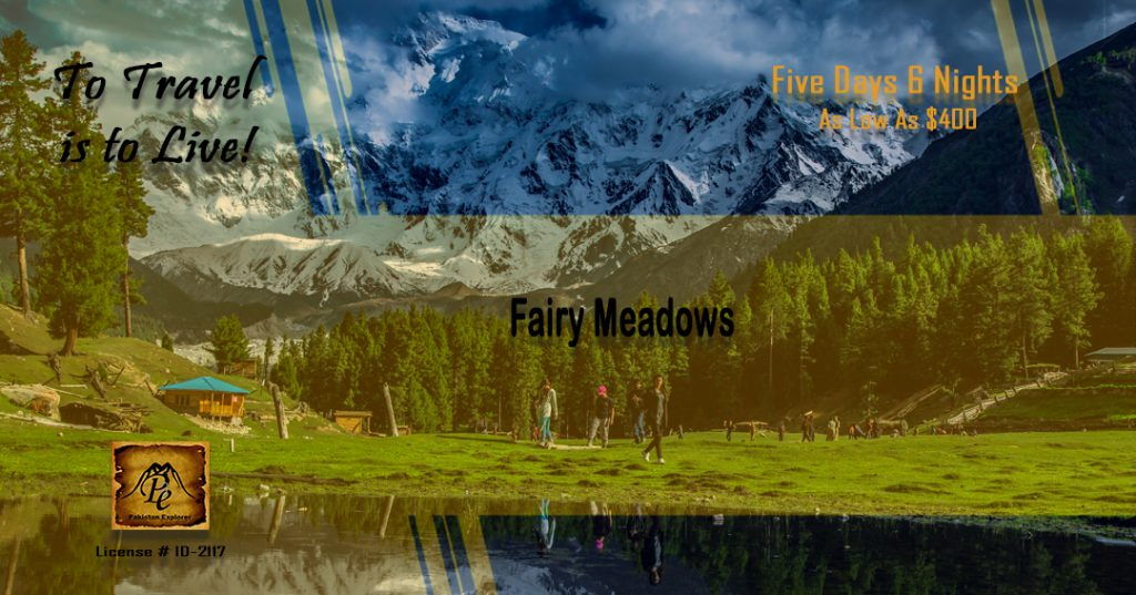 Fairy Meadows Nanga Parbat Base Camp