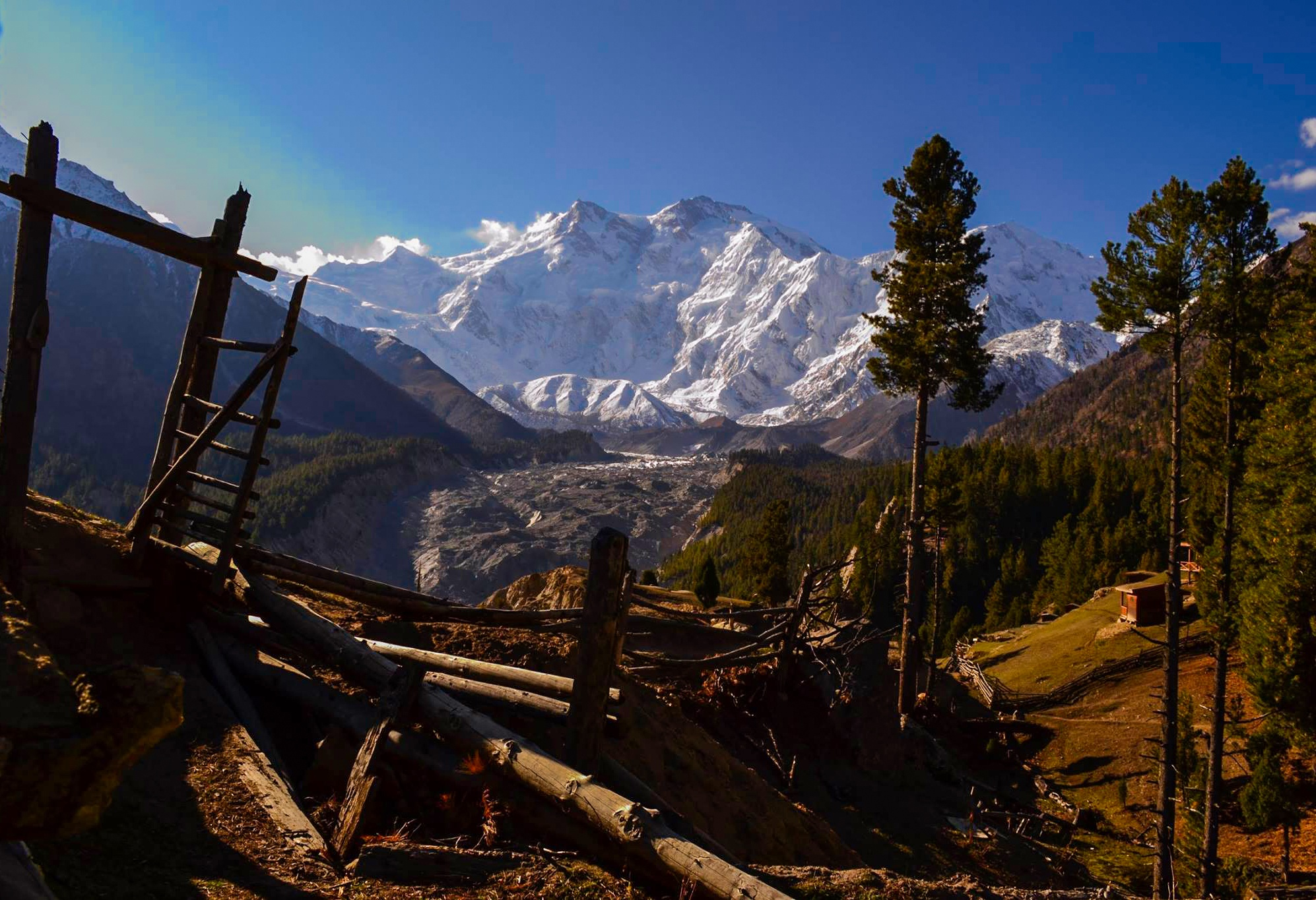 Fairy Meadows & Nanga Parbat my journey