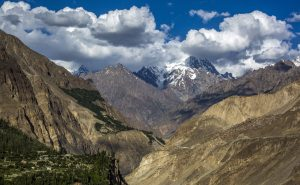 Enroute Hunza Valley