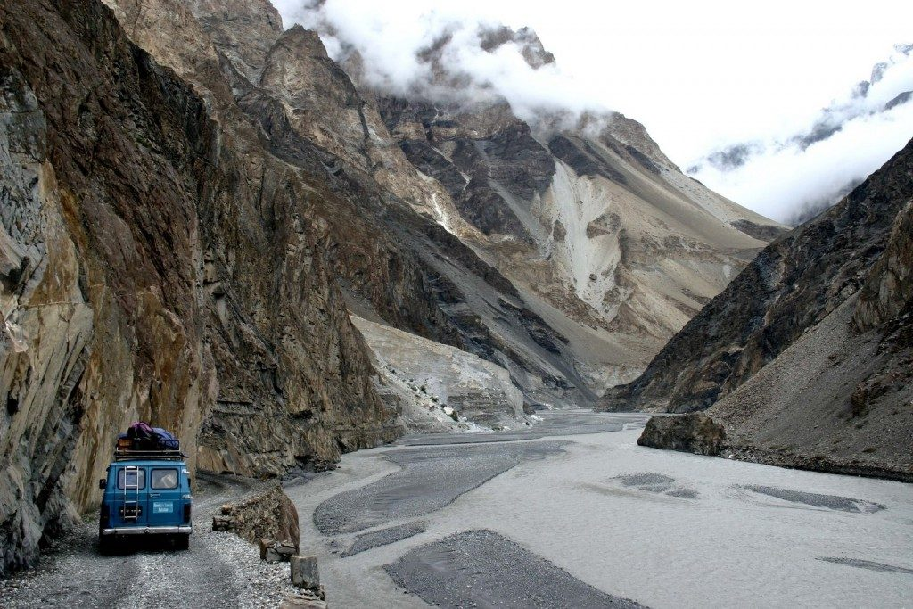Road to Shimshal PC: Unknown