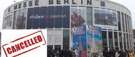 itb-Berlin cancelled